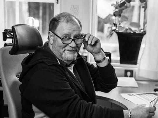 Lars-Erik Bergman
